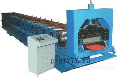 Профилегибочное оборудование для производства металлосайдинга из Китая