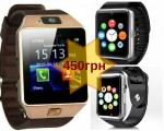 Умные часы A1, GT08, DZ09, smart watch, розумний годинник, смарт