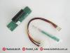 Переходник для видеокарты (адаптер) M2 на PCI-E 4X