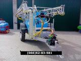 Опрыскиватель МАКСУС 2000, 2500 полная гидравлика + КАС (стабилизация, гидравлика, оцинковка,