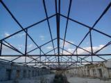 Продам металлоконструкцию фермы и уголок.