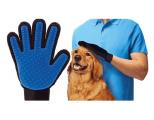 Перчатка для вычесывания шерсти животных True Touch (фурминатор)