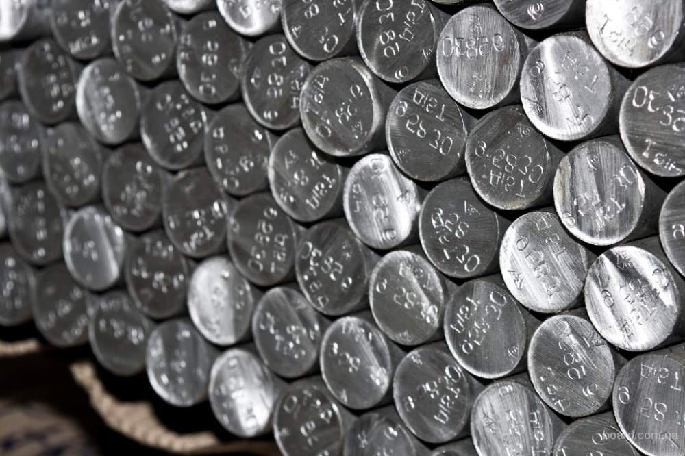 круг алюминиевый Ф 70 мм сплав 2024.