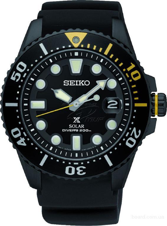 Часы Сейко в Украине