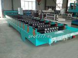 Top Оборудование по производству профнастила C-10 из китая
