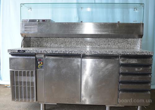 Холодильный стол б/у,  для пиццы Electrolux