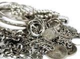 Купим серебро в изделиях и в виде лома