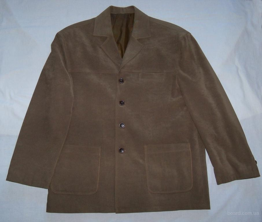 Пиджак мужской универсальный,большой размер