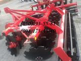 Борона дисковая Паллада 2400-01 навесная Червона зирка