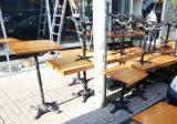 Распродажа мебель б/у после закрытия кафе, диваны б/у, столы б/у, стулья б/у для ресторана, бара