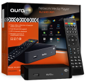 IPTV приставка Aura HD Wi-Fi 2017 (гарантия 1год)