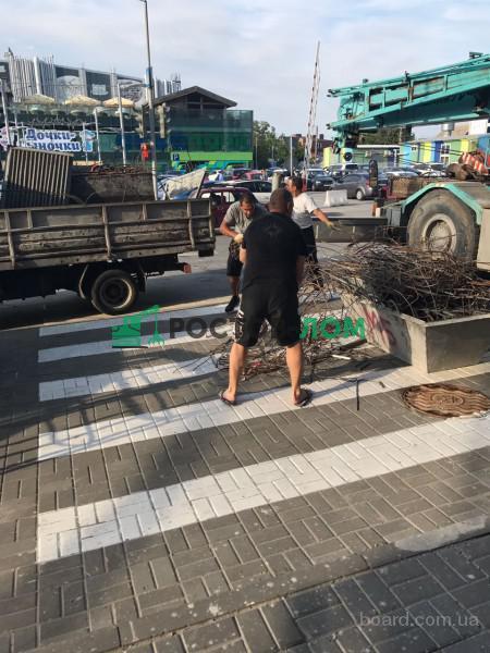 Вывоз металлолома в Ростове-на-Дону: быстро, дорого, без мусора