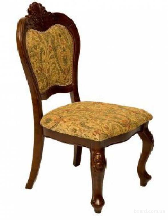 Классические столы и стулья для гостиной в Киеве