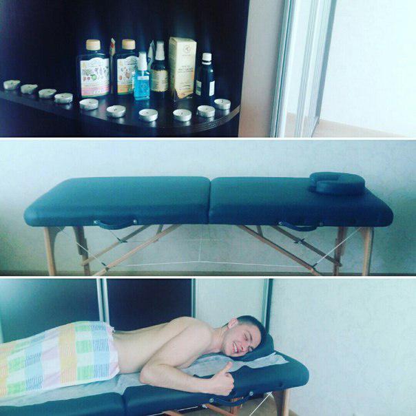 Профессиональный массаж Ирпень