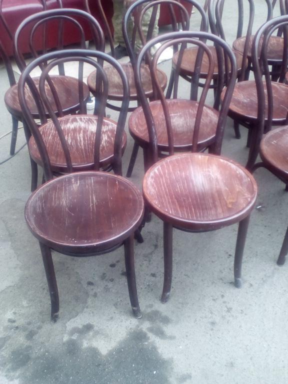 Венские стулья б/у для кафе, ресторана