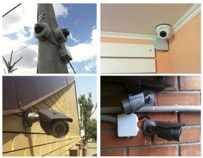 Видеонаблюдение Одесса, установка систем видеонаблюдения