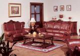 Кожаные диваны, купить мягкую мебель из кожи в Киеве