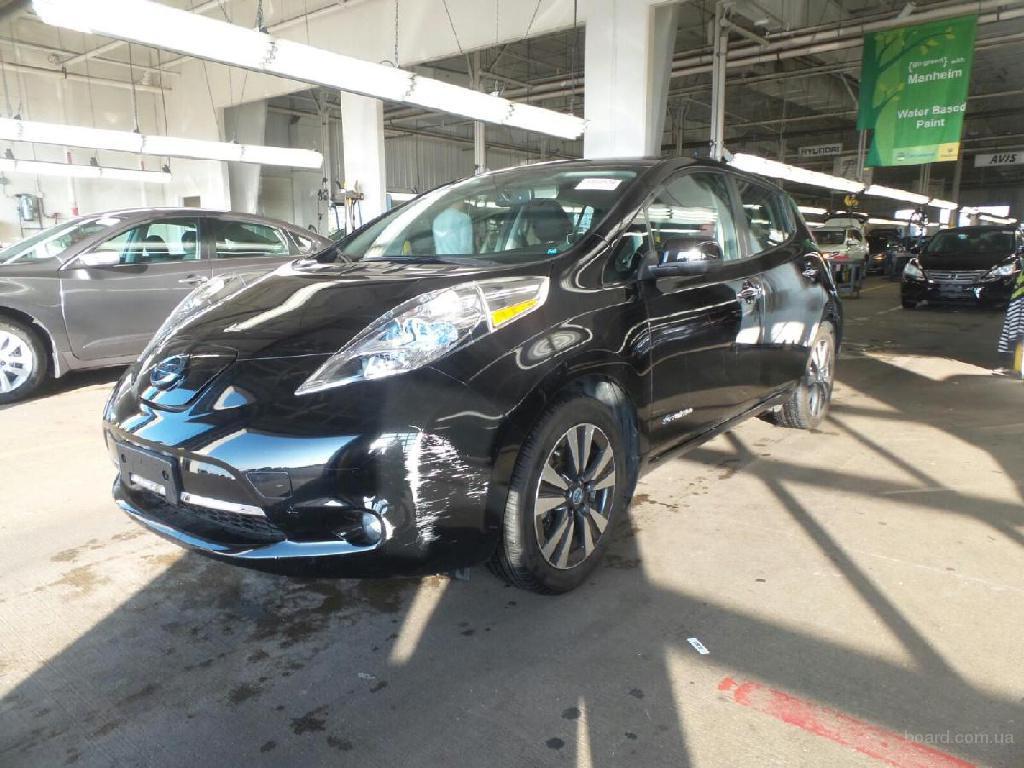 Электромобиль Nissan Leaf SL+ Premium Недорого