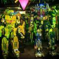 Шоу Трансформеров роботы трансформеры аниматоры на детский праздник