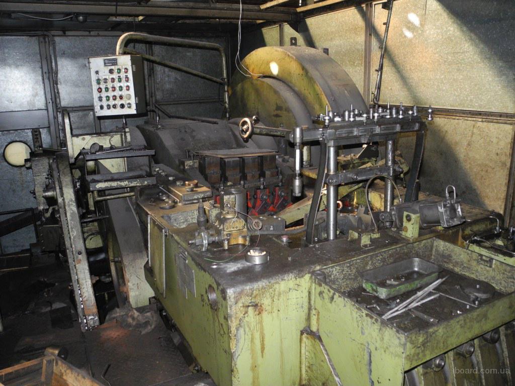 Автомат холодной высадки Nedschroef BMV-7 б/у