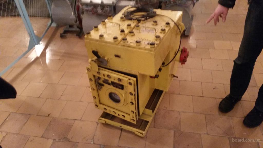 Аппарат защиты от утечек на землю исполнение РВ напряжением 3(6) кВ