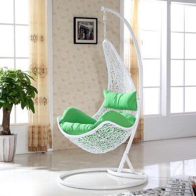 Подвесное кресло качеля для дома и сада