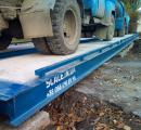 Весы автомобильные 80 тонн 13,5 метров