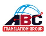 "Бюро переводов ""ABC Translation Group"""