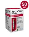 Тест полоски для глюкометра Accu chek performa (Акку чек перформа)