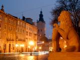 Львов на Новый год из Киева автобус, туры Львов Новый год недорого, поездка Львов Новый год из Киева