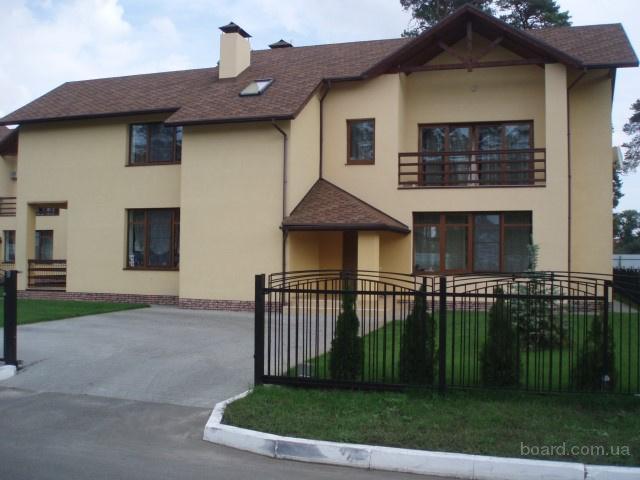 Сдам дом в коттеджном городке, Вышгородском районе, 17 км. от КПП Киева