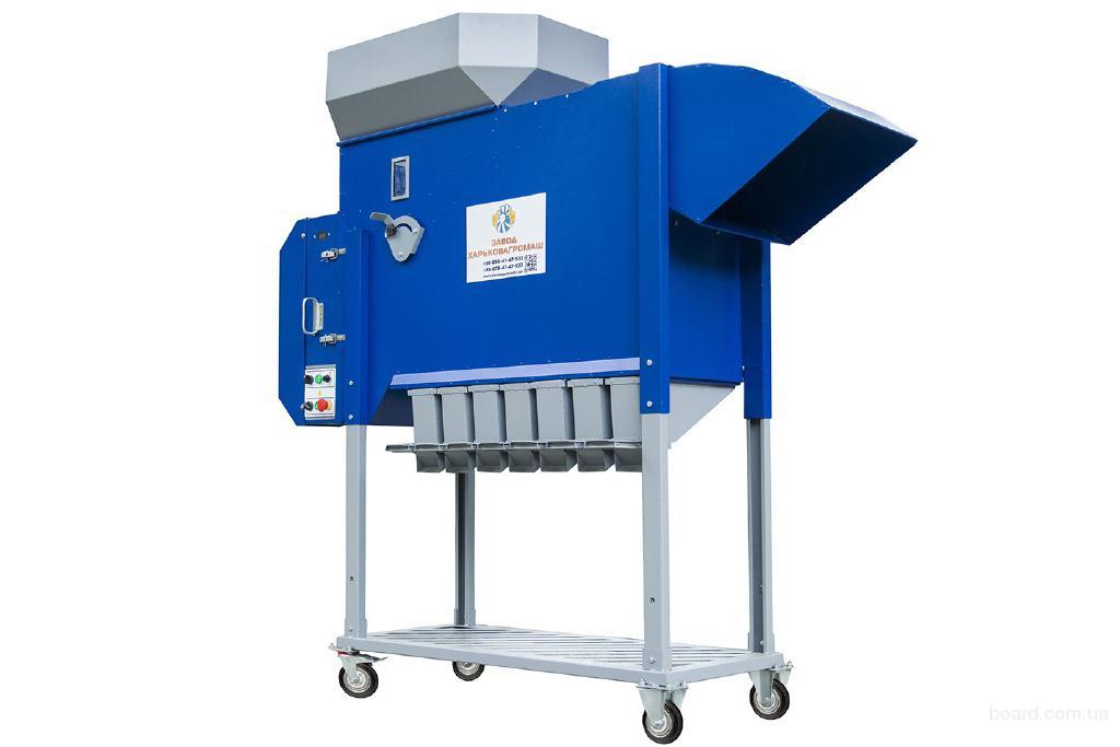 АСМ-5 сепаратор зерна машина для калибровки сельхозпродукции