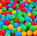 Шарики, мячи для сухого бассейна.