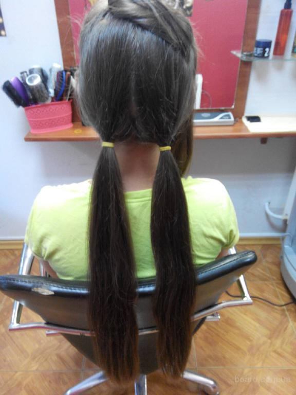 Продать волосы в Киеве ? По Европейской