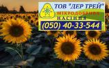 Подсолнечник Днестр, от семеноводческой компании Дер Трей