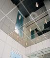 Зеркальные подвесные потолки.