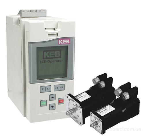 Ремонт keb combivert частотных преобразователей
