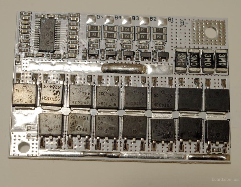 BMS 5S 100А 21V плата защиты Li-Ion аккумулятора c балансиром 4S 3S BMS 5S 60-100А, 21V Контроллер заряда разряда, плата защиты Li-Ion аккумулятора