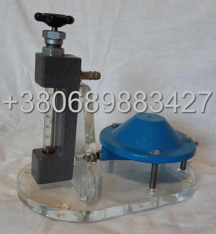 Регулятор расхода газа воздуха (РРВ-1)