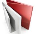 Акрил - идеальный материал для мебельных фасадов