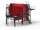 Котлы серии ДКВр давлением 2,3 и 3,9 МПа (газ,мазут,уголь).