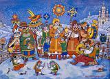 Туры на Рождество 2018 Волынь +замки