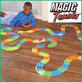 Гнущийся и светящийся гоночный трек Magic Track