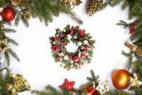 Новый Год - Новогодние подарки - скатерть на новогодний стол