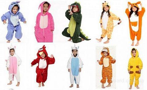 Пижамы кигуруми.Большой выбор В наличии новые детские и взрослые пижамы e83552640de99