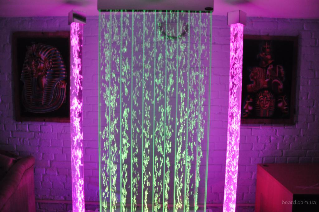 Воздушно пузырьковая панель (колона) от 2500 грн. продам в Киев, Украина. цена договорная (купить, куплю) - Стекло, оргстекло, п