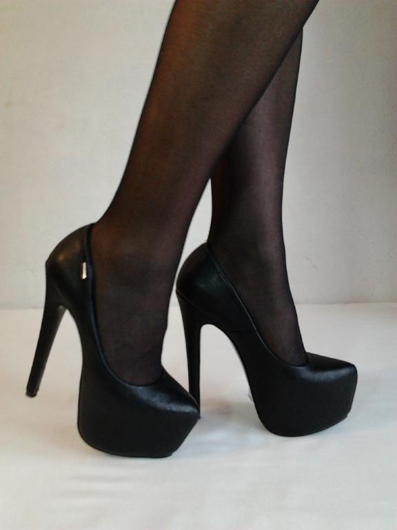 Туфли на высоком каблуке и платформе. - продам. Цена 320 грн. купить ... ac80205397c