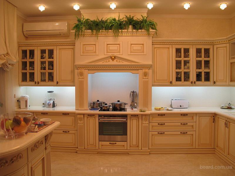 фото деревянные шкафы для кухни