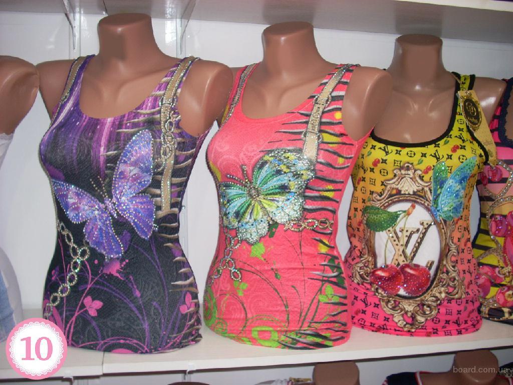 Модная одежда из турции оптом
