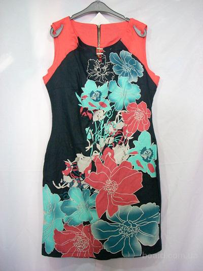 Женская летняя одежда оптом (Турция) -лен, котон. Сарафаны, шорты ... fb75c63f6e4